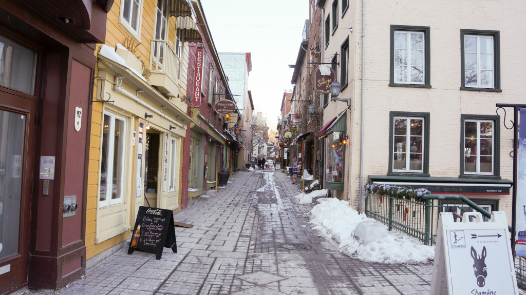 3 Days In Quebec City In March Or Any Time Of Year