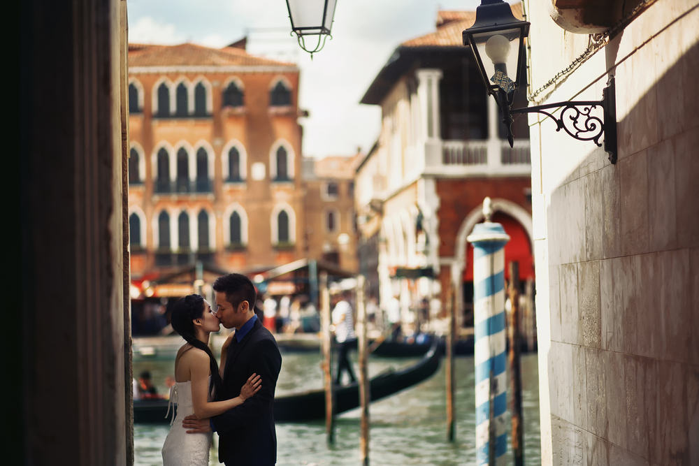 TOP 5 PERFECT WEDDING DESTINATIONS IN EUROPE
